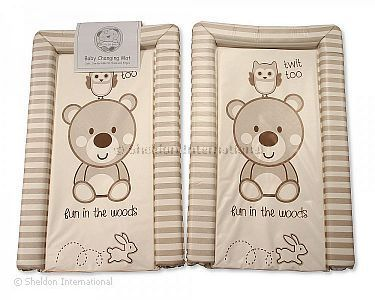 Baby Changing Mat - Fun in the Woods - Wholesale