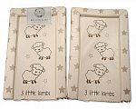 Baby Changing Mat - 3 Little Lambs