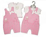 Baby Girls 2 pcs Romper - Flower