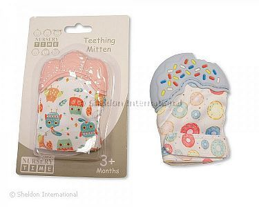 Baby Teething Mitten - Wholesale