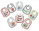 Wholesale Days of the Week Bibs - Boys - 673a