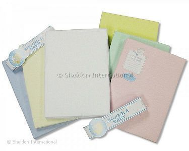 Flannelette Pram Sheet-Flat- 2 Pack - Wholesale