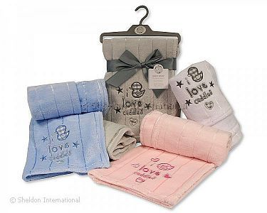 Baby Wrap - I Love Cuddles - Wholesale