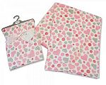 Baby Wrap Hearts - Pink