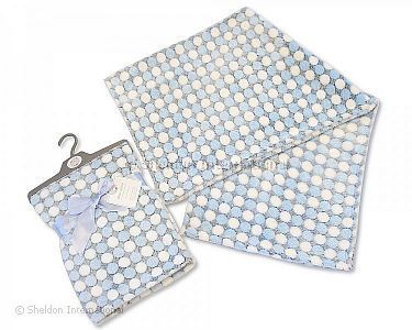 Baby Wrap Circles - Sky - Wholesale