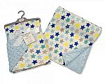 Wholesale Reversible Wrap - Stars - Sky