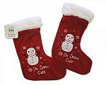 Wholesale Christmas Stocking - Snowman