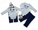 Baby 3 pcs Gift Set - Boys
