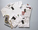 Wholesale White Pique Polo Shirts 40-42